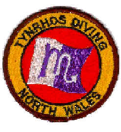 Tynrhos Diving Logo
